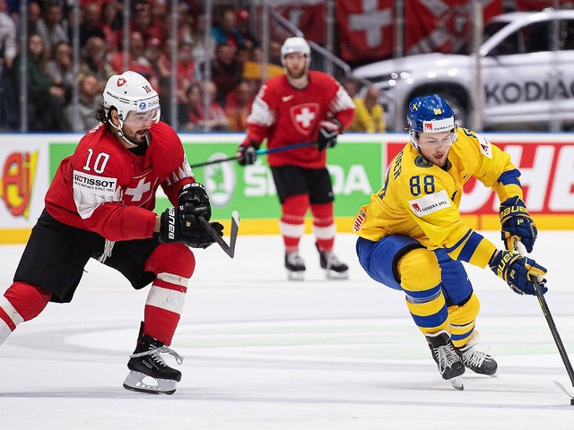 Direktes Duell in Gruppe A: Schweden lässt Schweiz hinter sich