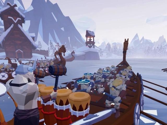 Ragnaröck: VR-Wikinger trommeln sich aus dem Early Access