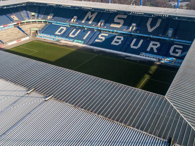 Wegen Corona: Nächstes Drittliga-Spiel des MSV Duisburg fällt aus