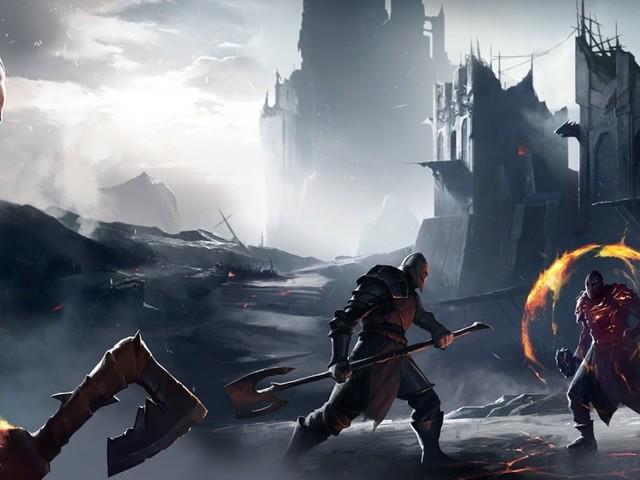 Blood of Heroes: PvP-Nahkämpfe in die Open Beta auf PC gestartet