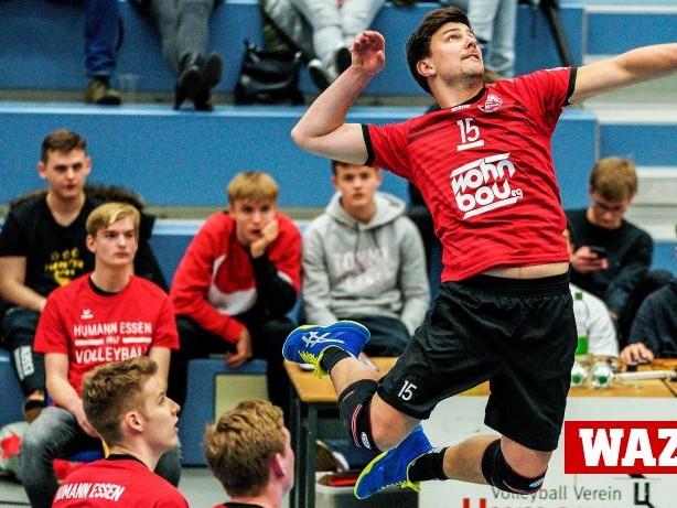 Volleyball 2. Bundesliga: VV Humann hat es immer noch selbst in der Hand
