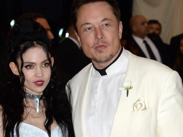 Elon Musk: Tesla-Chef und Sängerin Grimes haben sich getrennt