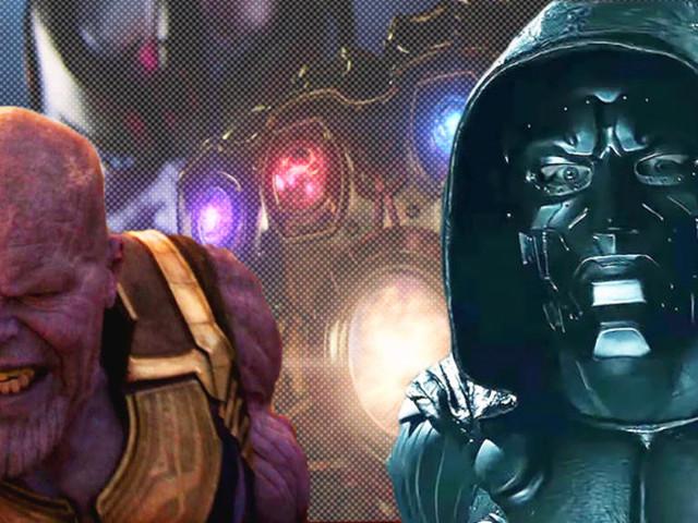 Mit Thanos' Handschuh: Avengers 4-Bild bringt Fantastic Four-Schurke ins MCU