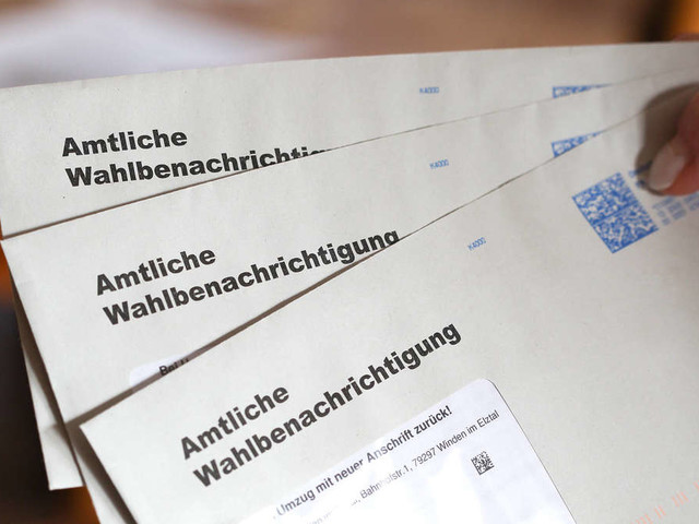 Wahlbenachrichtigung für die Bundestagswahl 2021 verloren? So können Sie trotzdem wählen