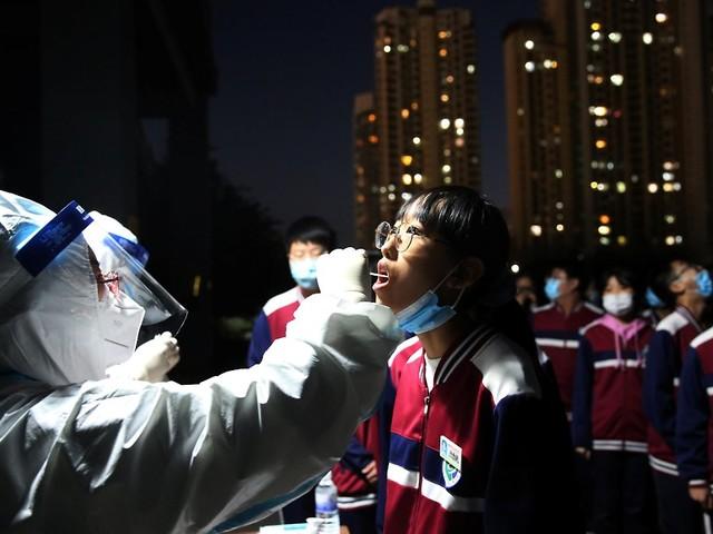 13 von 10,9 Millionen Menschen: Corona-Ausbruch durch Massentest gestoppt