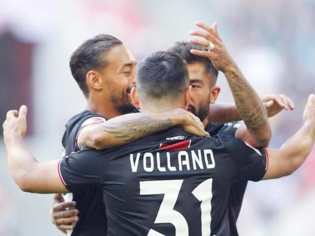 Bundesliga: Starke Leverkusener lassen Fortuna Düsseldorf keine Chance