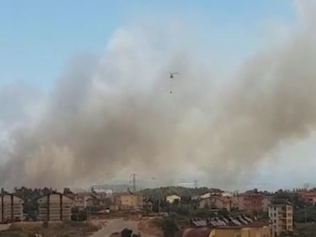 Unglück: Mehrere Tote nach Bränden an türkischer Mittelmeerküste