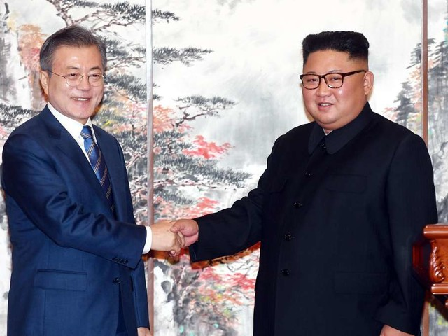 """""""Wiederherstellung des gegenseitigen Vertrauens"""": Nord- und Südkorea nehmen Kommunikation wieder auf"""