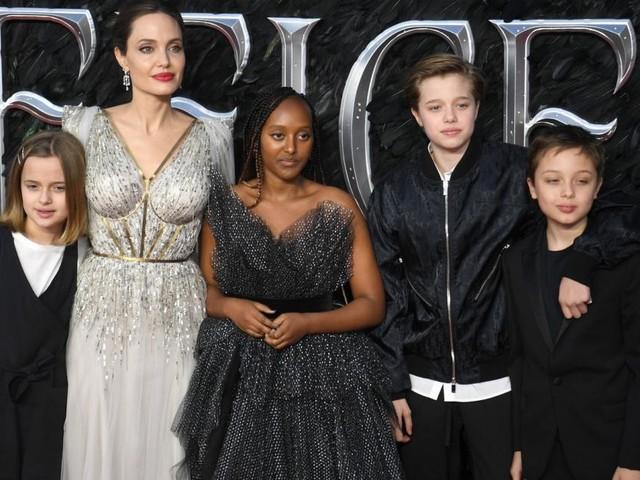 Angelina Jolie schwärmt von ihren Kindern: So verbringt sie den Muttertag