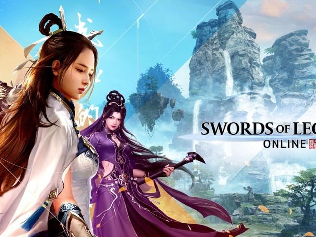 Swords of Legends Online: Fernöstliches Action-Rollenspiel angekündigt