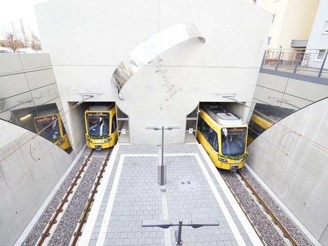 Stadtbahn in Stuttgart: Die Remsecker freuen sich über fünf gesparte Minuten