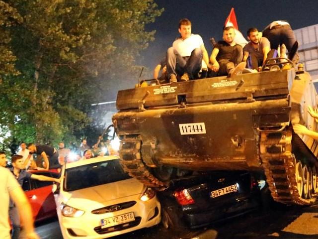 Wie der Putsch-Versuch 2016 die Türkei veränderte