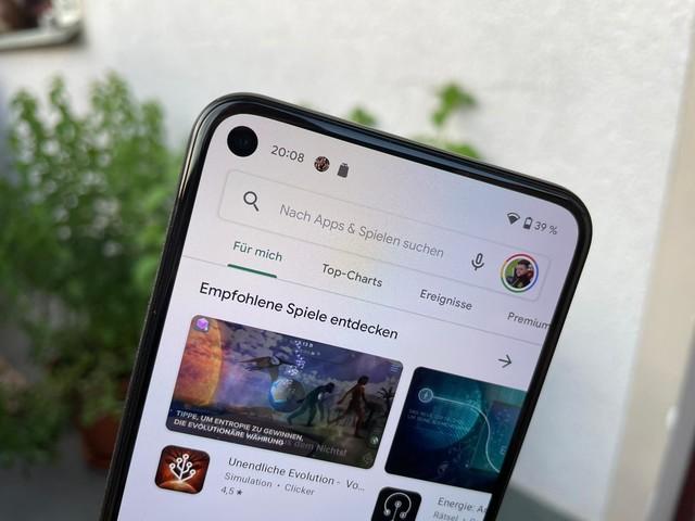 Neu im Google Play Store: Automatische Installation auf anderen Geräten