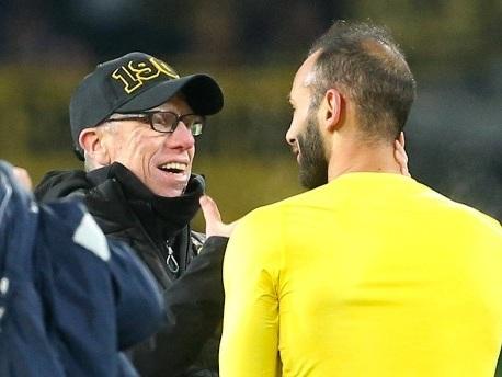 Einstand als BVB-Trainer: Die Demut des Peter Stöger