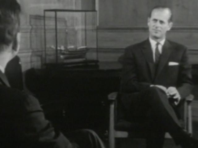 Hugo Portisch führte erstaunliches Interview mit Prinz Philip