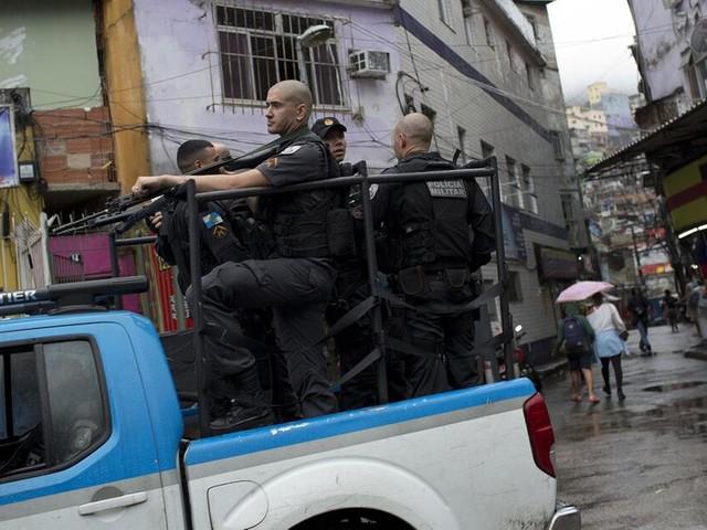 Rio de Janeiro: Polizei tötet Touristin aus Spanien