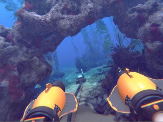 Operation Apex: Exklusive Unterwasser-Expedition für HTC Vive veröffentlicht