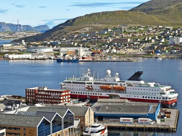 Flott im Fjord