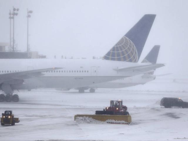 Bei minus 30 Grad!: Passagiere 16 Stunden in US-Jet eingesperrt