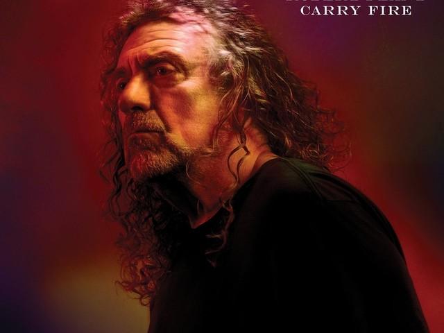 """Gewinnen: Robert Plant – """"Carry Fire"""""""