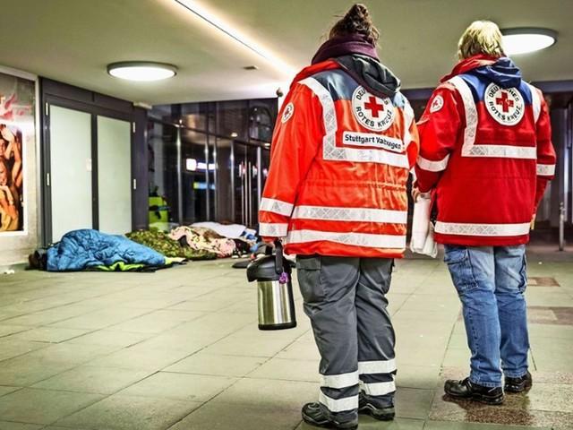 Kältebus in Stuttgart: So können Sie Obdachlosen helfen