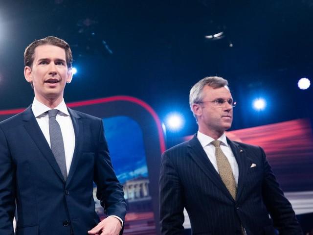 """ORF-Wahlduell: """"Ich will eine ordentliche Mitte-Rechts-Politik"""""""