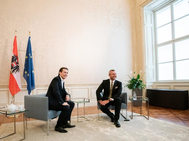 FPÖ biegt Richtung Oppositionskurs ab
