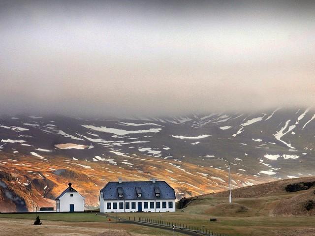 Der Westen Islands und seine Sagas