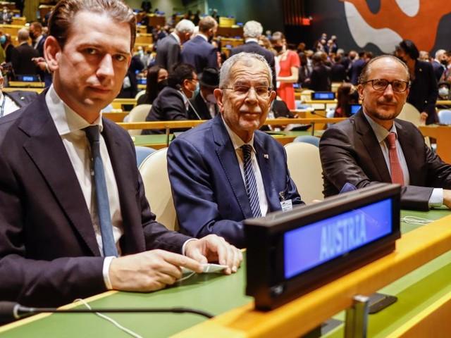 Kurz begrüßt Bidens Engagement zu internationalen Kooperation