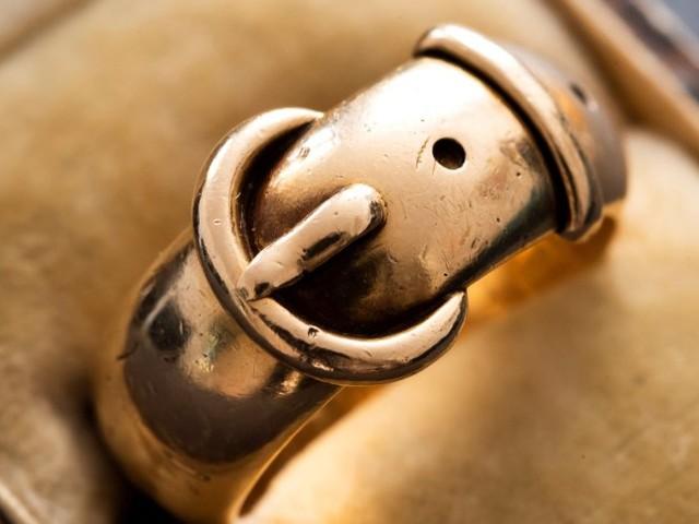 17 Jahre alter Kriminalfall: Verschollener Oscar-Wilde-Ring wieder aufgetaucht