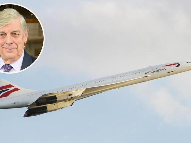 """15 Millionen Meilen: Meilen-Millionär Fred Finn: """"Ich bin 718 Mal mit der Concorde geflogen"""""""