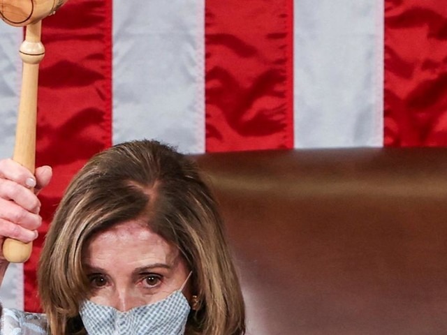 Republikaner scherzte über Gewalt gegen Nancy Pelosi