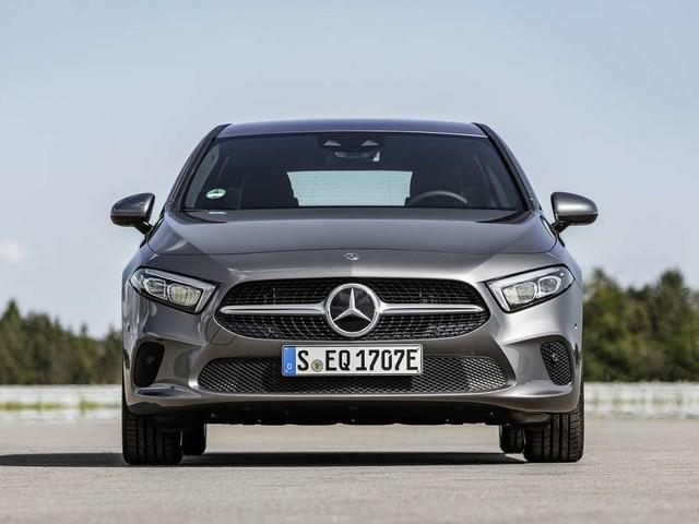 Mercedes macht den Hybrid salonfähig: Erste Testfahrt im A 250 e überrascht