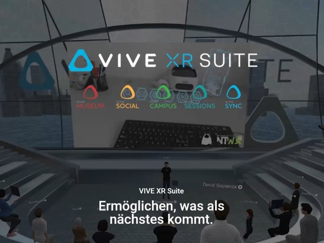 Vive XR Suite: Office-Paket für Arbeit, Kooperation und Lernen in VR ab sofort erhältlich