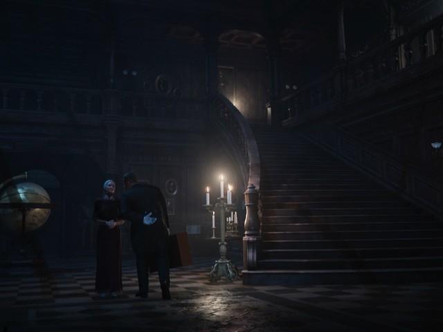 Black Mirror: Düsteres Horror-Adventure rund um geisterhafte Visionen angekündigt