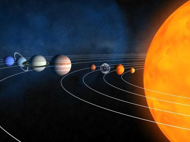 Mars, Jupiter, Saturn: So kannst du sie im November am Himmel sehen