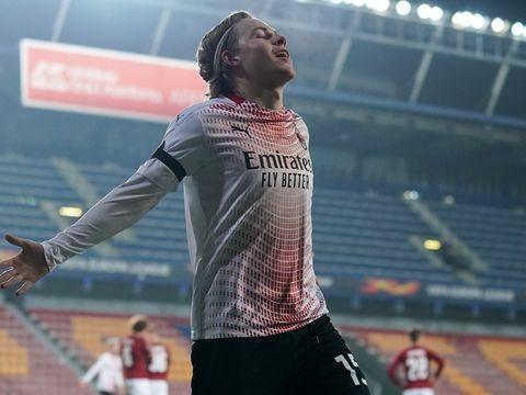 Eintracht-Interesse an Norweger Hauge vom AC Mailand