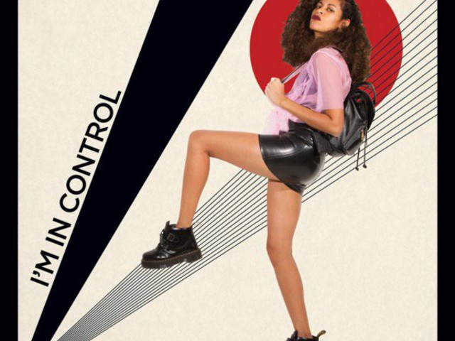 AlunaGeorge have popped a bit of their new single 'I'm In Control' on the www