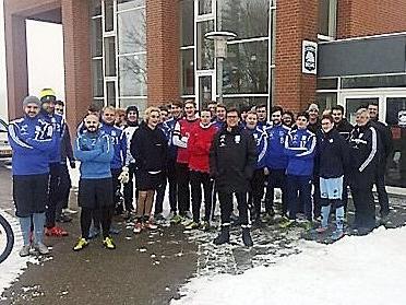 Bolden ruller: Sæson 2016 skudt i gang hos HSK