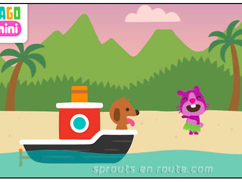 Awesome Apps for Kids: Sago Mini Boats