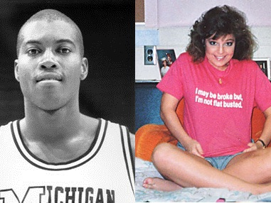 The Swirl: Details Of Sarah Palin's First Freaky Fling With Black Baller Glen Rice Emerge In New Biography!