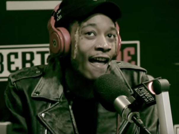 "Wiz Khalifa Drops Stoners Cover Of Adele's ""Hello"" [Video]"