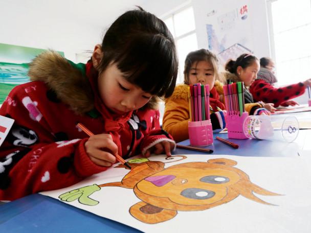 Kina vil have kreativitet i skolerne
