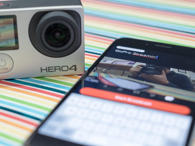 How to live-stream using Periscope and a GoPro - CNET