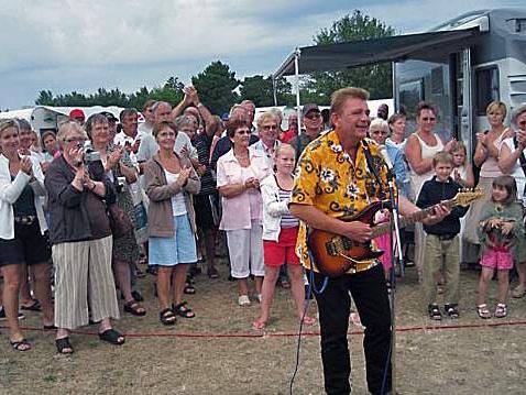 Gang i den: Pensionisterne fester