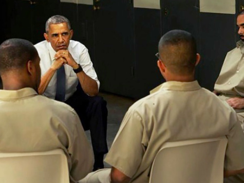Big News: President Obama Bans Solitary Confinement For Juveniles And Low-Level Offenders In Federal Prison