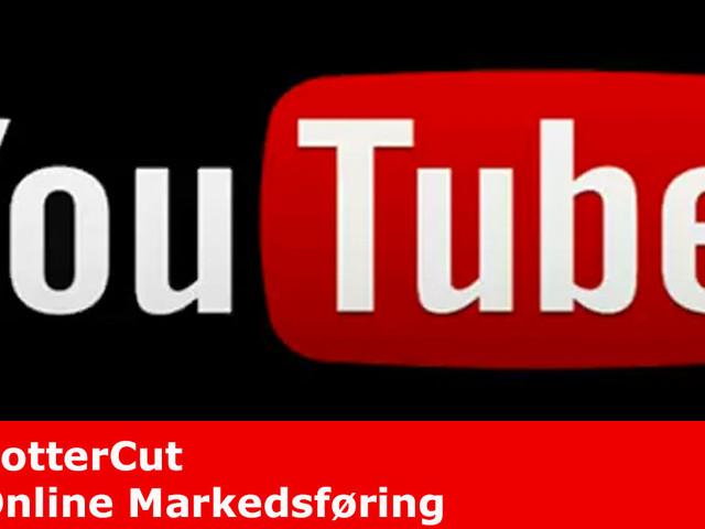Annoncer på Youtube – Martin Trasmundi