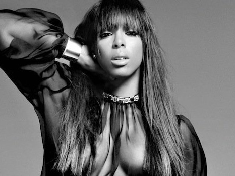 Kelly Rowland's going to release some new music next month you know