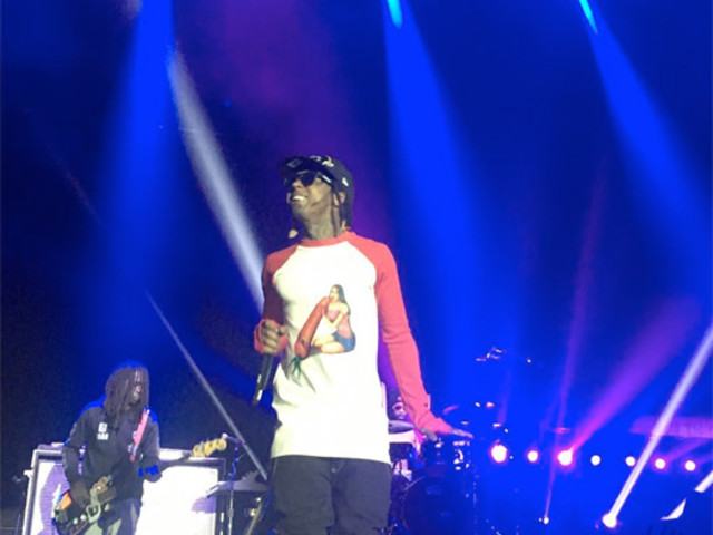 "Lil Wayne Kicks Off ""The Dedication Tour"" In El Paso, Watch His Full Set & See A Setlist [Videos]"