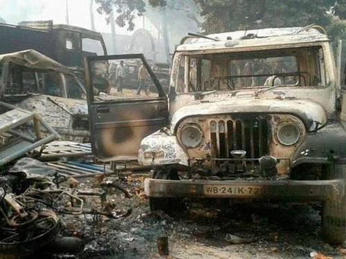 Nye sammenstød hinduer - muslimer i Indien